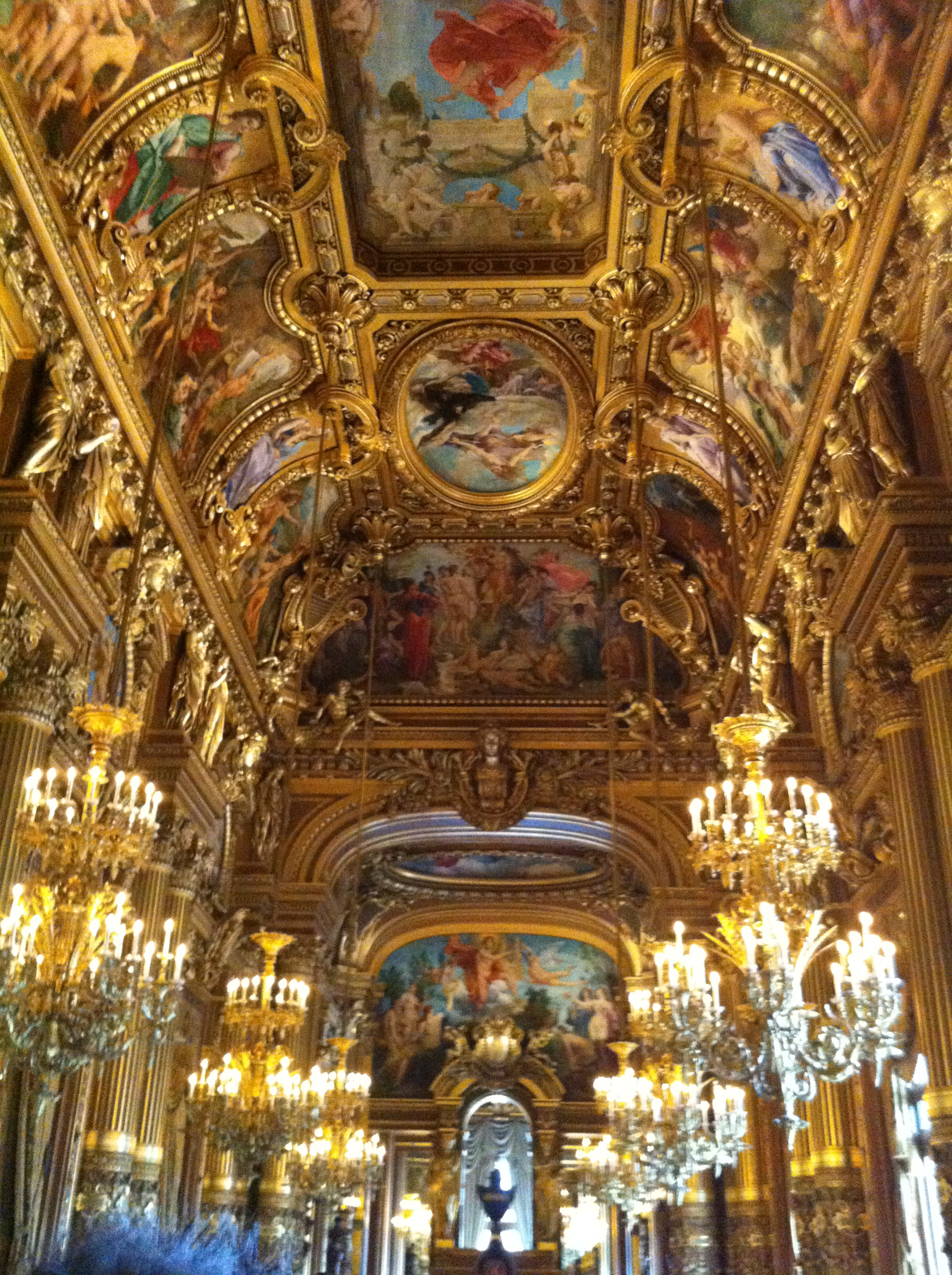 Nature Chandelier Why You Won T Want To Miss Opera Garnier The Wanderbug